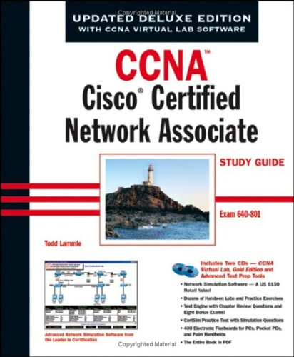 CCNA: Cisco Certified Network Associate Study Guide: Exam 640 - 801 9780782143928