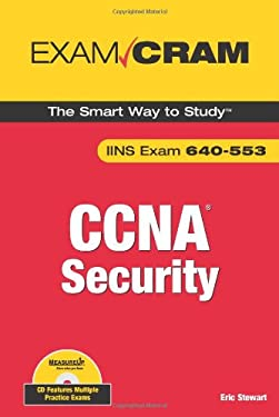 CCNA Security: IINS Exam 640-553 [With CDROM] 9780789738004
