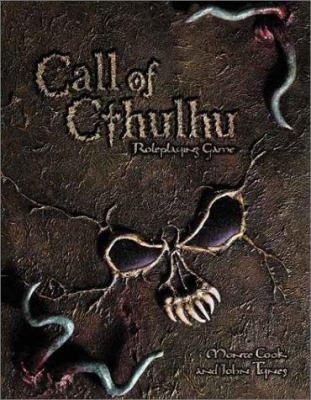 Call of Cthulhu Roleplaying Game 9780786926398