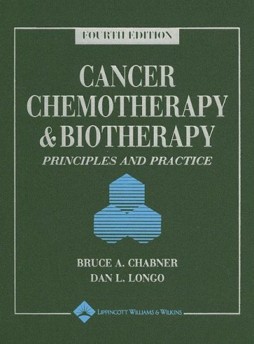 Cancer Chemotherapy and Biotherapy: Principles and Practice 9780781756280