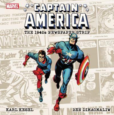 Captain America: The 1940s Newspaper Strip 9780785148616