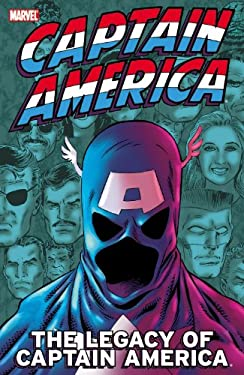 The Legacy of Captain America 9780785150923