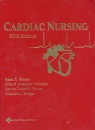 Cardiac Nursing 9780781747189