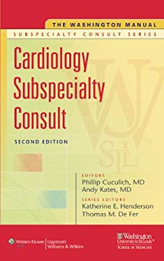Cardiology Subspecialty Consult 9780781791519