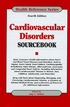 Cardiovascular Disorders Sourcebook 9780780810808