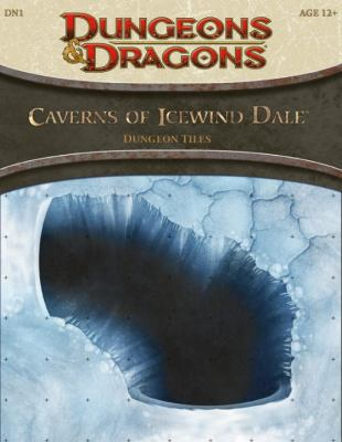 Caverns of Icewind Dale - Dungeon Tiles: A 4th Edition D&d Accessory 9780786957460