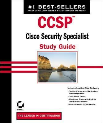 Ccsp: Cisco Security Specialist Study Guide