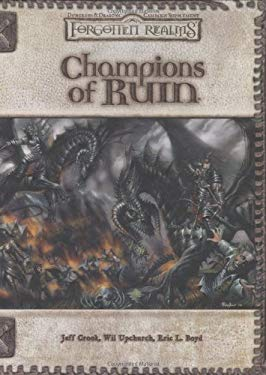 Champions of Ruin 9780786936922