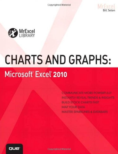 Charts and Graphs: Microsoft Excel 2010 9780789743121