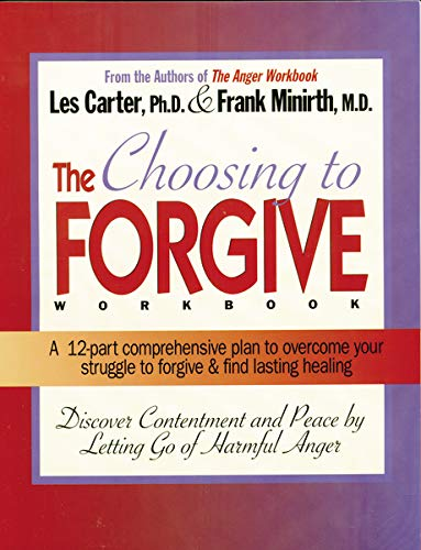 Choosing to Forgive Workbook 9780785282556