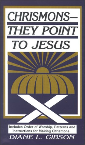 Chrismons - They Point to Jesus 9780788008498