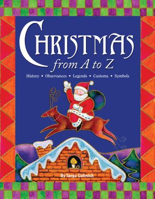 Christmas from A to Z 9780780812444
