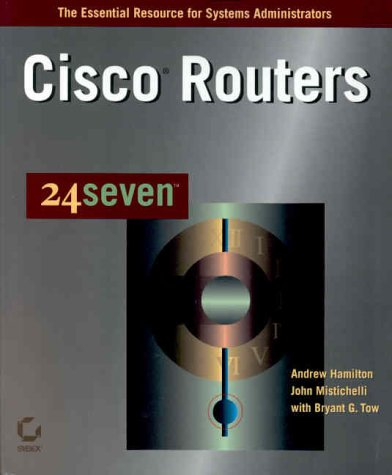 Cisco Routers 24seven 9780782126464