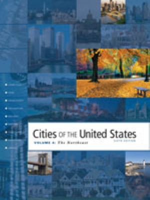 Cities of the Us 6 V4 Northeast 9780787696337