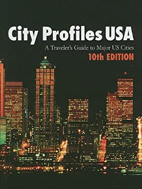 City Profiles USA: A Traveler's Guide to Major US Cities 9780780811836