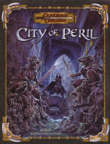 City of Peril 9780786943203