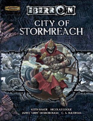 City of Stormreach 9780786948031