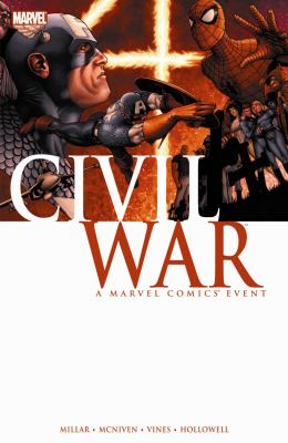Civil War: A Marvel Comics Event 9780785121794