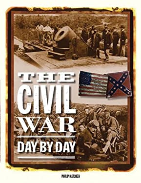 The Civil War Day by Day 9780785826644