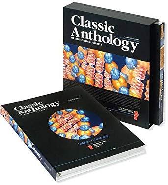 Classic Anthology of Anatomical Charts, Volume 1 & 2 9780781786652
