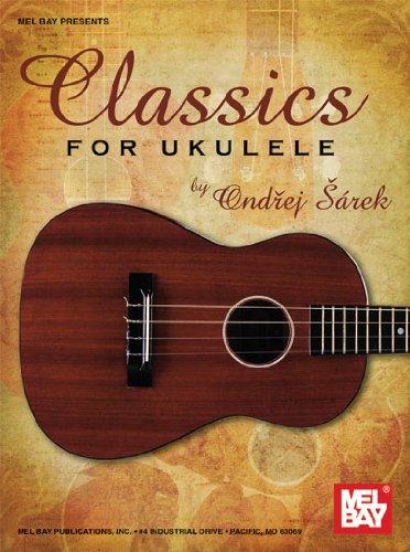 Classics for Ukulele 9780786682317