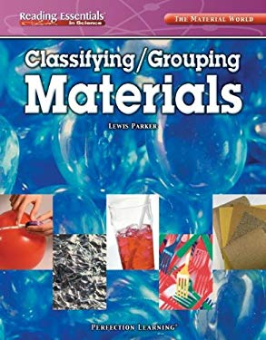 Classifying/Grouping Materials 9780789166371