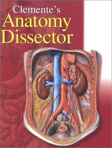 Clemente's Anatomy Dissector 9780781732901