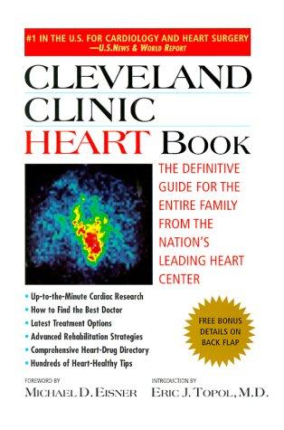 Cleveland Clinic Heart Book 9780786864959