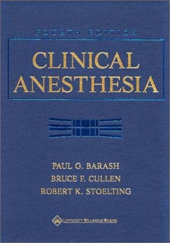 Clinical Anesthesia 9780781722681