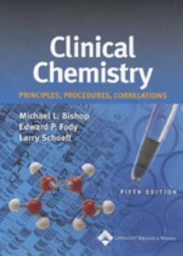 Clinical Chemistry: Principles, Procedures, Correlations 9780781746113