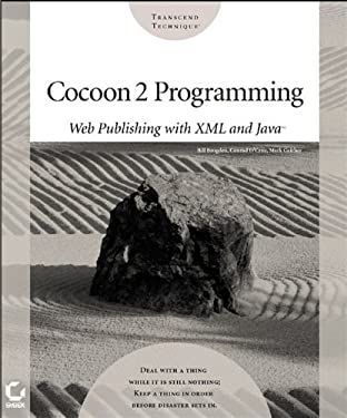 Cocoon 2 Programming: Web Publishing with XML and Java 9780782141313
