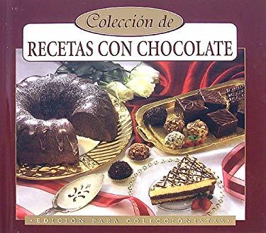 Coleccion de Recetas Con Chocolate 9780785370314