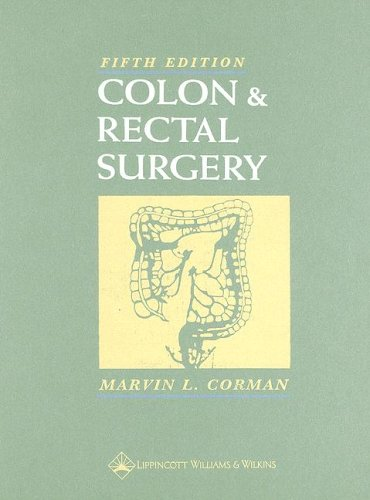 Colon and Rectal Surgery 9780781740432