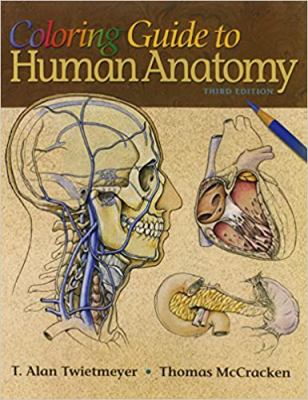 Coloring Guide to Human Anatomy 9780781730426