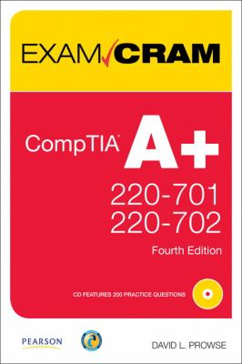 CompTIA A+ [With CDROM] 9780789742421