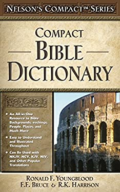 Nelson's Compact Series: Compact Bible Dictionary 9780785252450