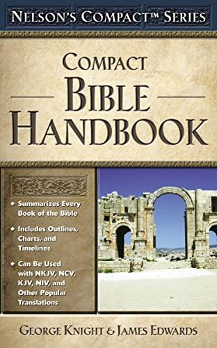 Compact Bible Handbook 9780785252467