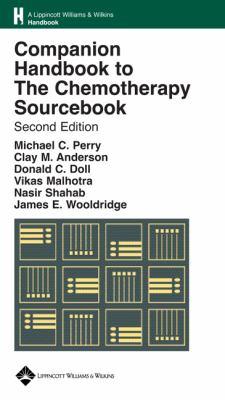 Companion Handbook to the Chemotherapy Sourcebook 9780781742702