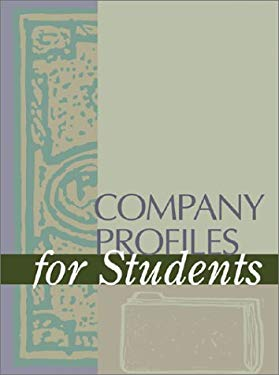Company Profiles for Students: Volumes 1 & 2 - Gale Group