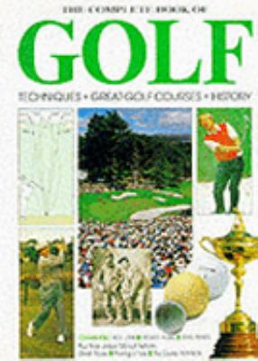 Complete Book of Golf, the 9780785803997
