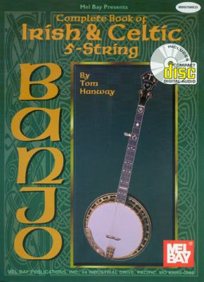 Complete Book of Irish & Celtic 5-String Banjo 9780786665822