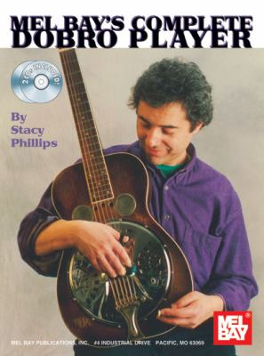 Complete Dobro Player [With 2 CDs] 9780786665464