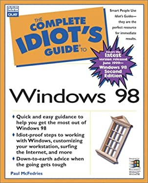 Complete Idiot's Guide to Windows 98 9780789714930