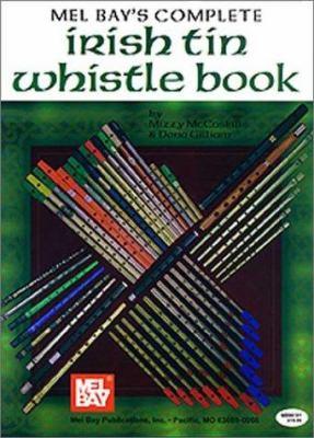 Complete Irish Tin Whistle Book 9780786623181