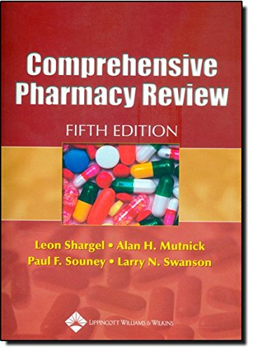 Comprehensive Pharmacy Review 9780781744867
