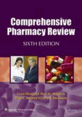 Comprehensive Pharmacy Review 9780781765619