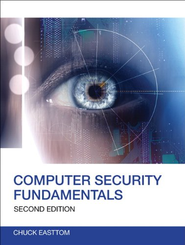 Computer Security Fundamentals 9780789748904