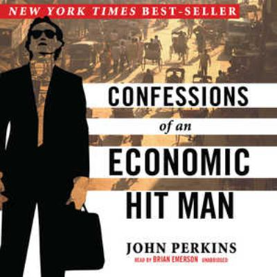 Confessions of an Economic Hit Man 9780786178957