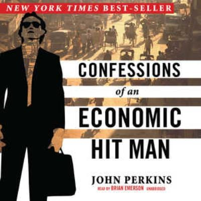 Confessions of an Economic Hit Man 9780786181032