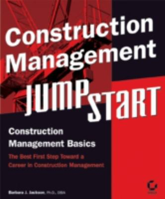 Construction Management Jumpstart 9780782143362